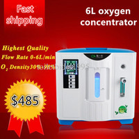 Wholesale Latest design V V O2 SPA L L outflow purity Oxygen bar with high purity oxygen concentrator generator xy free shpping
