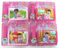 battery doc - New Doc McStuffins watch Wristwatches and purses Wallet