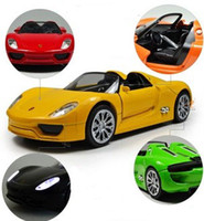 diecast model car - 1 Porschx Alloy Diecast Model Car With Sound and Light Pull Back Toy Collection