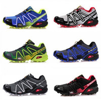 Wholesale Zapatillas Solomon Waterproof Salomon Speedcross Running shoes Outdoor Running Shoes Mens Sneakers