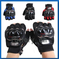 Wholesale Moto bicycle dirt bike Cycling Gloves Motocross Gloves For Fox autobike Non slip shockproof Gloves Motorcycle Mountain Biking