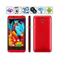 4.7 Android 1G Cubot One Smartphone Android 4.2 MTK6589T 1.5GHz Quad Core 4.7 Inch HD IPS Screen Red 2014 New Arrival