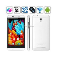 4.7 Android 1G Cubot One Smartphone Android 4.2 MTK6589T Quad Core 4.7 Inch HD IPS Screen White 1.5GHz Quad Core