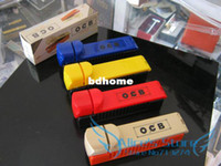 Wholesale Fashion plastic tube filling machine cigarette rolling machine colors Smoking Accessories Gift for men