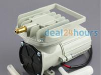air compressor tank - New DC V Lpm W Permanent Air Compressor Pump Fish Tank Pond Aquarium Aerator Pressure Pump