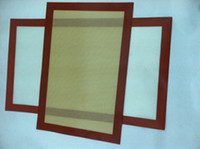 Wholesale 420 mm custom silicone baking mat