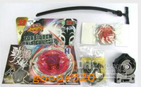 Wholesale New Beyblade D metal fusion spinning top spin toy Steel fighting spirit beyblade