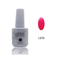 Wholesale DHL TNT GELISH GEL NAIL POLISH SOAK OFF NAIL GEL LACQUER SET BASE COAT TOP COAT
