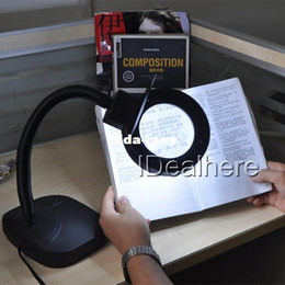 Wholesale 36LED X Magnifier Desk Light Precision Reading Nail Art Tattoo Magnifying Lamp