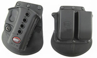 Cheap FOB Evolution GLOCK 17 19 RH Pistol & Magazine Paddle Holster