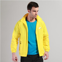 Wholesale Reynolds skin thin and light windbreaker breathable windproof female couple models fast drying sunscreen male skin coat