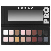16 color eyeshadow with eye Primer eye shadow palette - New LORAC PRO PALETTE color eyeshadow with eye Primer Powder Eyeshadow Blush Makeup Cosmetic Palette Eye Shadow Palette Mineral Eyeshadow