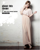 Wholesale 2013 spring autumn EUR style elegant fashion chiffon ladies jumpsuits fashion womens pant