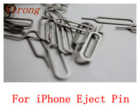 Wholesale SIM Card Eject Tool SIM Card Pin For iphone g gs s for iphone s c ipad