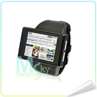 phone quad band - Z1 Watch Phone Inch Android Smart Cell Phone GPS WiFi FM GSM Quad Band G Sensor Google Play Store MTK6516 GSM850