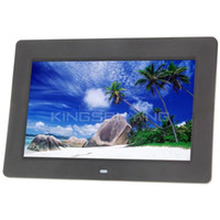Wholesale 10 quot TFT LCD Digital Photo Frame with USB SD MMC MS XD Black x px