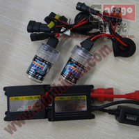 Best 12v DC 35w HID XENON KITS single beam SLIM HID CONVERSION KIT 35W DC H1 H3 H7 H8 H9 H10 H11 H13 9004 9005