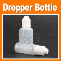 Needle bottle 5ML 10ml 15ML 20ML 30ML Empty bottle Plastic D...