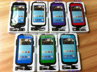For Samsung other White Red Pepper Waterproof Shockproof Case for Samsung Galaxy S4 i9500
