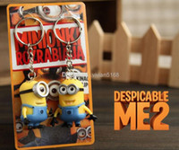 Fashion 5cm Height Despicable Me Cartoon Characters Design C...