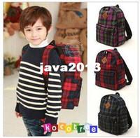 baby bp - 1pc good quality canvas bag school bag baby kids school backpack backpacks cheap rucksack BP