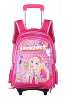 trolley school bags for girls