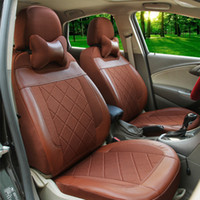 Wholesale 2014 new Four Seasons General mesh leather custom car seat covers car seat cover new Chevrolet Cruze New Sail free ship