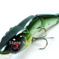 Wholesale Bulk Jointed Fishing Lures Tackle Hook Jig Drop shipping