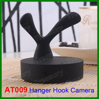 Wholesale 1080P Clothes Hanger Camera Hidden Mini DVR Video Recorder AT009 With Motion Detection Free Drop Shipping