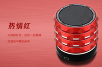 2.1 Universal HiFi 2014 New Model K2 Mini Bluetooth Portable Wireless outdoor Bluetooth Speakers TF Slot LoudSpeaker For Iphone Tablet PC with retail packing