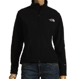 Wholesale The Women Fleece Apex Bionic SoftShell Jacket Winter Coats S XXL Black Can Mix Lowest Price