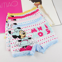 Wholesale New arrival Lovely Micky mouse baby bloomers diaper covers children cotton child girls brief summer daily clothing baby shorts