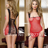 Cheap natural latex cos play costume adult underwear sexy dress sex sexy lingerie hot santa dress s68994