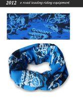 Wholesale 5pcs Cycling headband bandana scarf cycling Bicycle bandanas magic scarf cycling face mask men women sent random