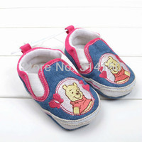 Boy Summer Cotton FREE SHIPPING----cartoon animal shoes for baby boy foot wear casual soft sole shoes first walkers prewalker toddler shoe 1pair