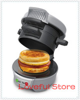 Wholesale 5 Mins To Make Perfect Hamburger Super Breakfast Hamburger Maker W Egg Bacon Ham amp Muffin Simple Fast amp Delicious