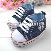 Boy Summer Cotton FREE SHIPPING----casual sport shoes for baby boy foot wear soft sole shoes baby first walkers prewalker toddler shoes 1pair