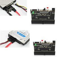 pc and notebook sata to ide adapter - UNITEK Y IDE to SATA SATA to IDE adapter support SATA IDE hard disk