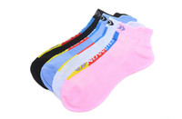 Wholesale Hot Sale Salomon Socks Womens Mens Sports Socks Brand Basketball Socks Black White Pink Blue Outdoor Socks High Quality Cotton Socks