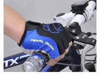 Wholesale New GEL Bike Bicycle Half Finger Cycling Gloves WHM390