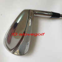 Wholesale 2014 new golf clubs irons MP4 forget irons set with project X5 steel shaft golf clubs MP golf irons