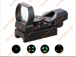 Drss New Arrival Tactical Multi Reticle Holographic 1x22x33 Reflex Red   Green Dot Sight Type B Style(DS5039B)