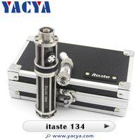 Cheap 1set lot 2014 new products e-cigarette itaste 134 mechanical mod