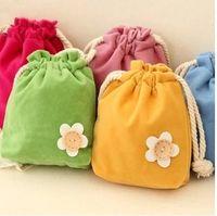 Wholesale Fashion Women s Cosmetic Versatile Bag Case Napkin Receive Package Mini Pouch Coin Purse Bag napkin bag napkin Pou