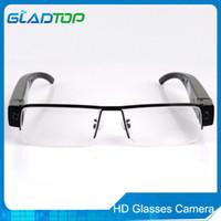 None No Camera glass New Arrival V13 HD Pinhole Stylish Glass Design Mini Hidden Camera Glasses support TF card camcorder