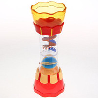 Wholesale Clear Plastic Bath Toys Hydrodynamics Rotary Water Filters Column