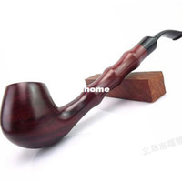 other Yes Wood Free Shipping High Quality Wooden Briar Smoking Pipes Creative Pipes