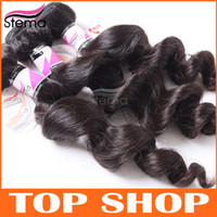 Wholesale 12inch untreated Peruvian virgin hair extensions Peruvian Straight Wave human hair bulk for braiding F039