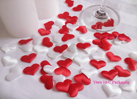 Wholesale Wedding Decoration Heart DIY Party Decoration Fabric Heart JCO H01