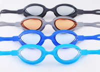 Wholesale 4 Colors Adult Swimmimg Goggles Speedo Swim Goggles Swimming Pool Goggles SW1410